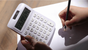 calculating taxes and fees for MEHKO permit application